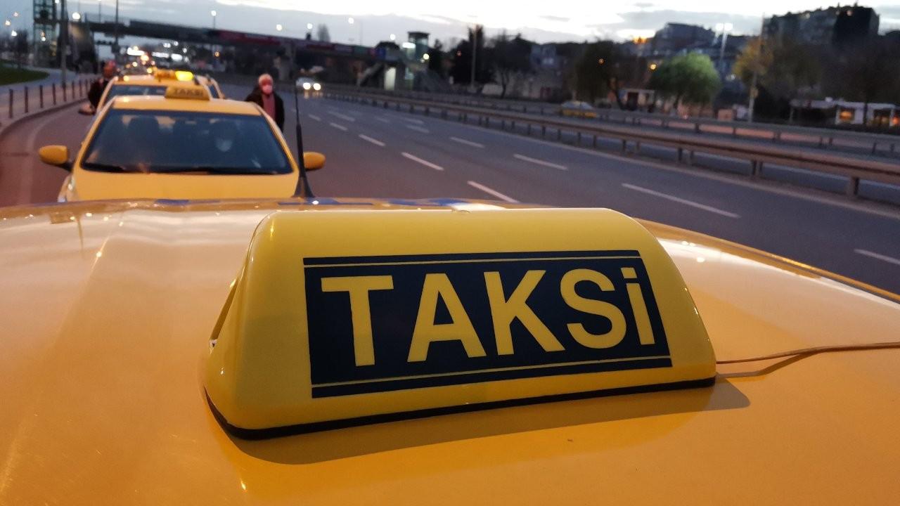 İBB'nin bin yeni taksi teklifi UKOME'de 9'uncu kez reddedildi