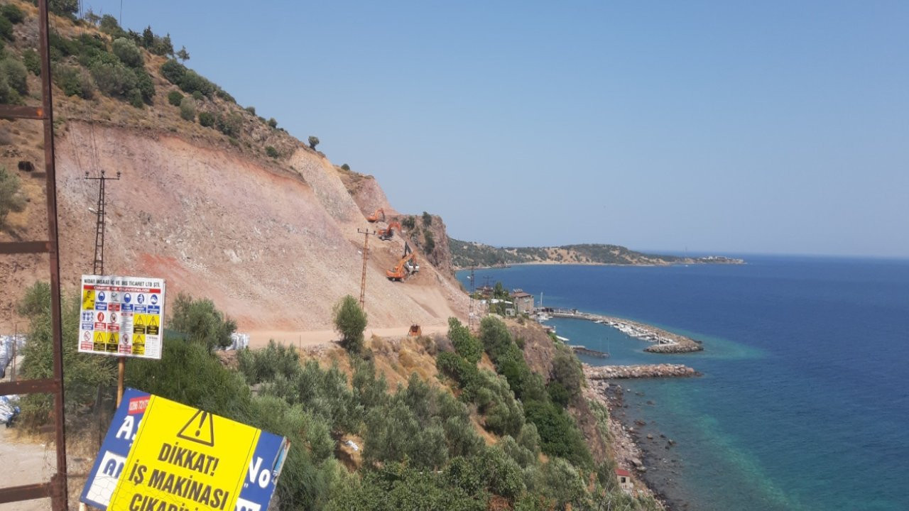 Prof. Dr. Perinçek: Assos'ta arkeolojik katliam var
