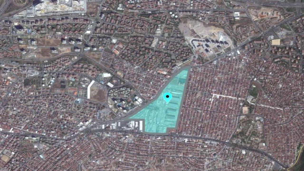 Erdoğan 'Millet bahçesi olacak' dediği araziye 20 kat imar izni verdi