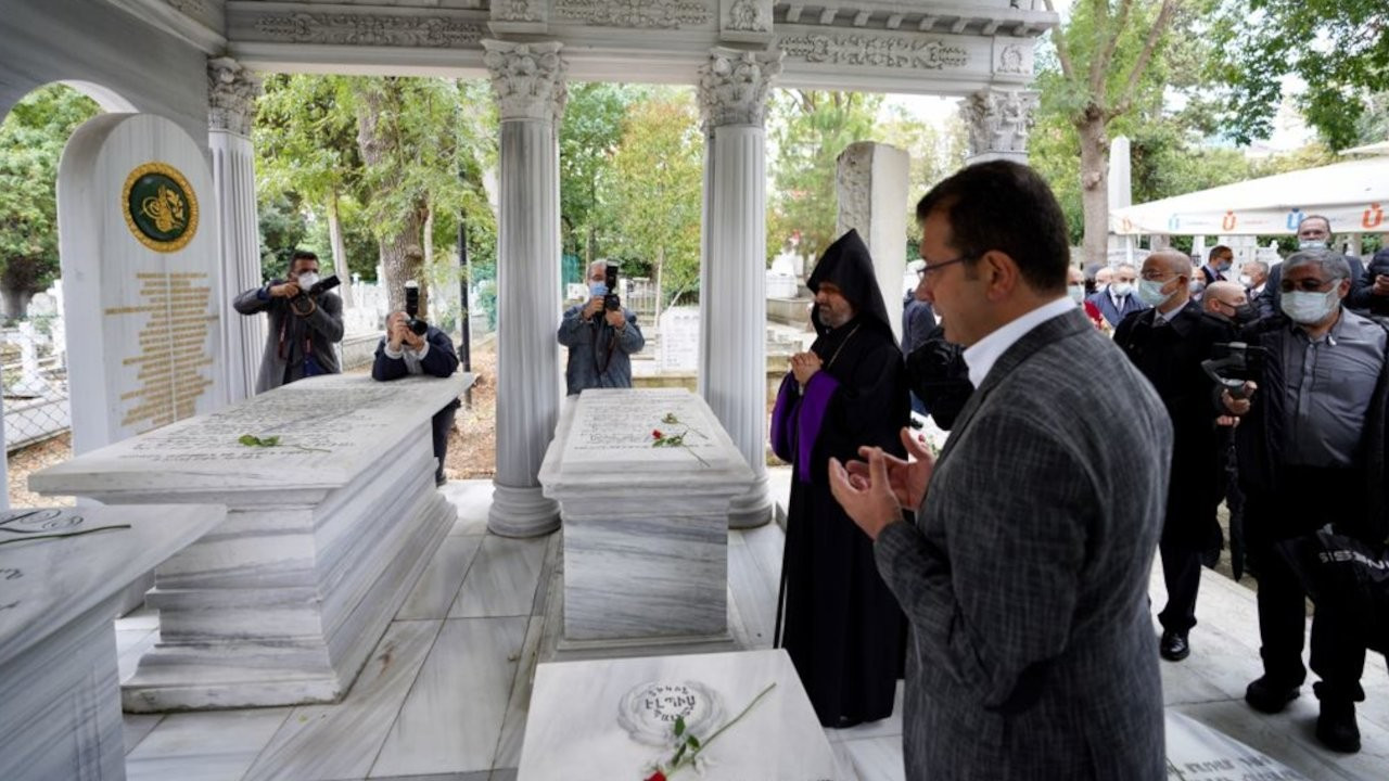 Balyan Ailesi törenle anıldı