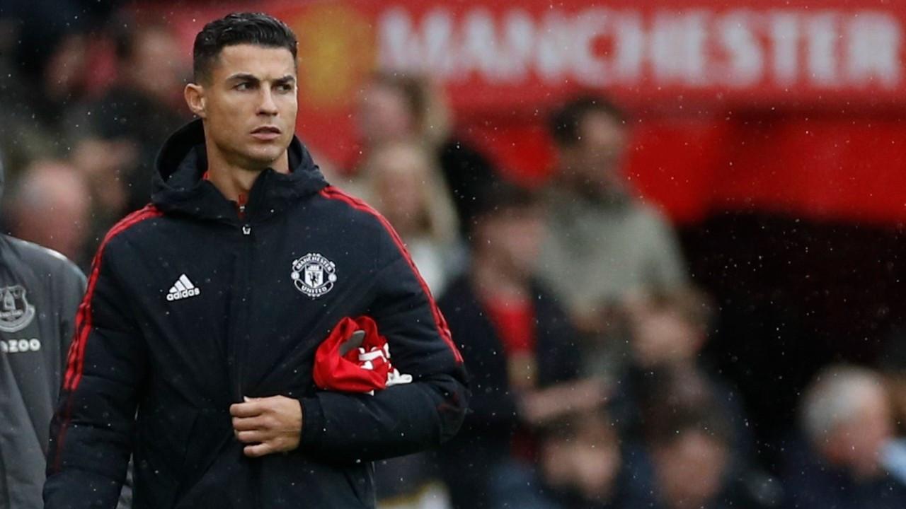 Cristiano Ronaldo 200'üncü Premier Lig maçına çıktı