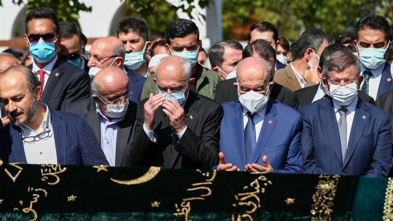 Oğuzhan Asiltürk için cenaze töreni düzenlendi