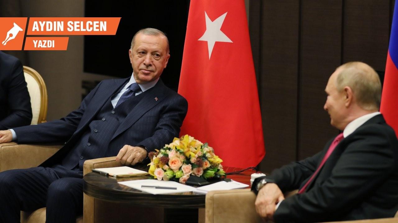 Soçi'nin ardından dış politikada dağınıklık sürüyor