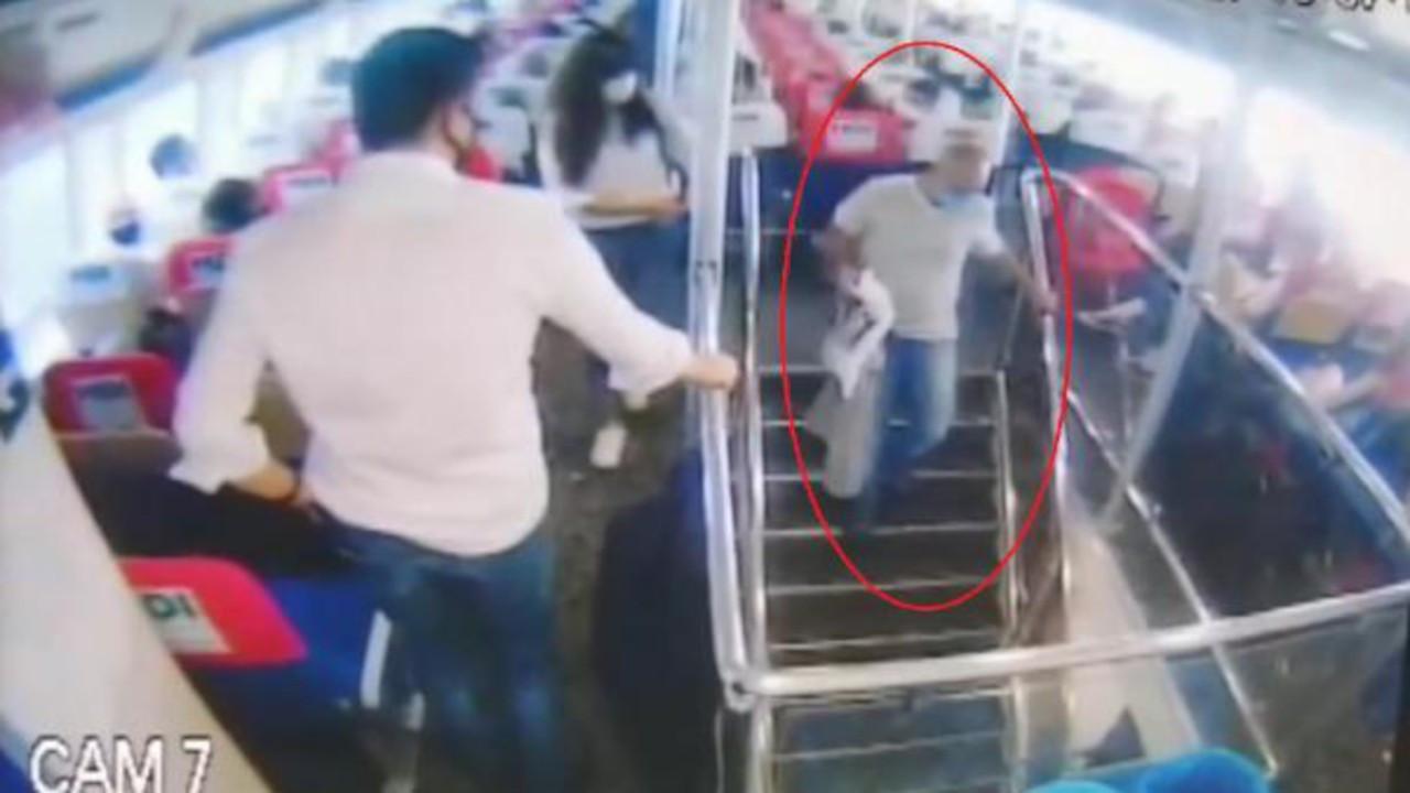 Deniz otobüsünde cinsel saldırı davası: 10 yıl hapsi istendi