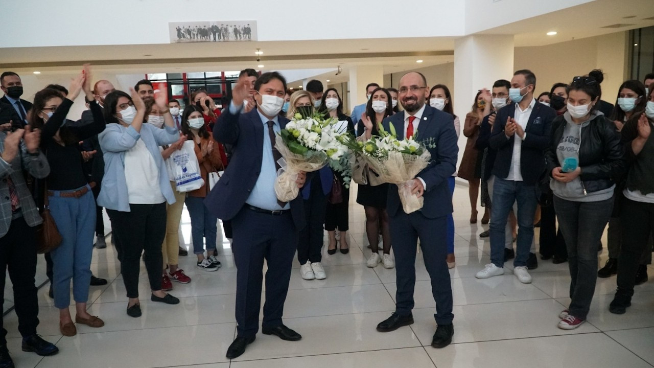 Bursa Barosu'nda Gürkan Altun yeniden seçildi