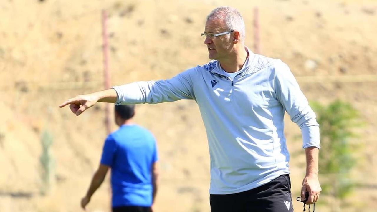 Yeni Malatyaspor, teknik direktör İrfan Buz ile yollarını ayırdı