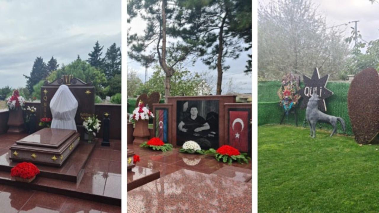 Peker 'polisi vurdu' demişti: Azeri mafyanın İstanbul'daki anıt mezarı