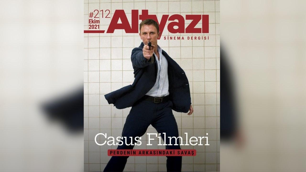 Altyazı sinema dergisinin ekim sayısı çıktı