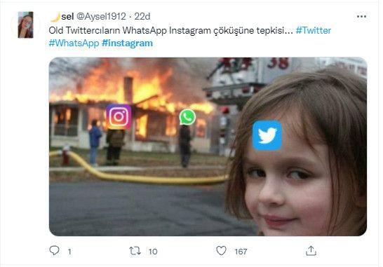 WhatsApp, Instagram, Facebook çöktü: Konuşamam yalnızca Twitter... - Sayfa 3