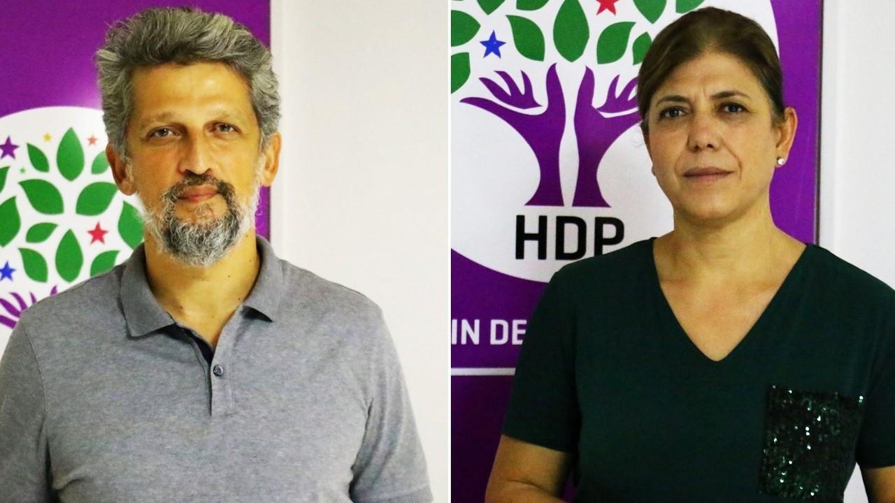 HDP'li Beştaş, Kaya ve Paylan hakkındaki fezlekeler Meclis'te