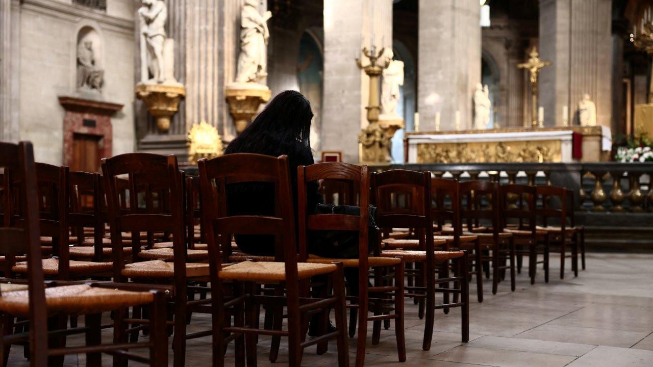 Fransa'da kilisenin yüz binlerce çocuğu istismar ettiğine dair rapor açıklandı: Başpiskopos af diledi