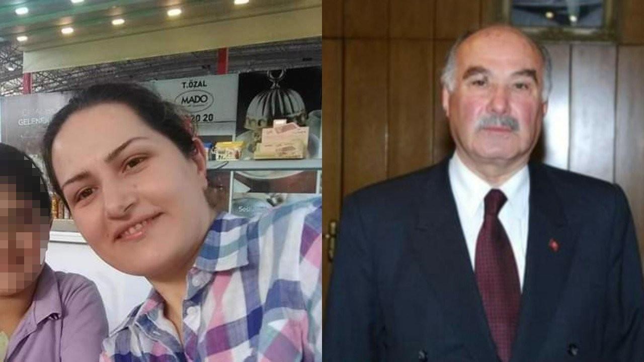 Eski başkan ile kızı 1 ay arayla Covid nedeniyle vefat etti