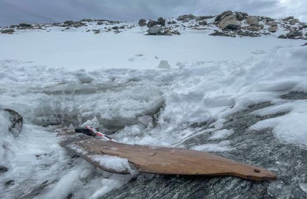 1300 yıllık kayak takımı bulundu - Sayfa 4