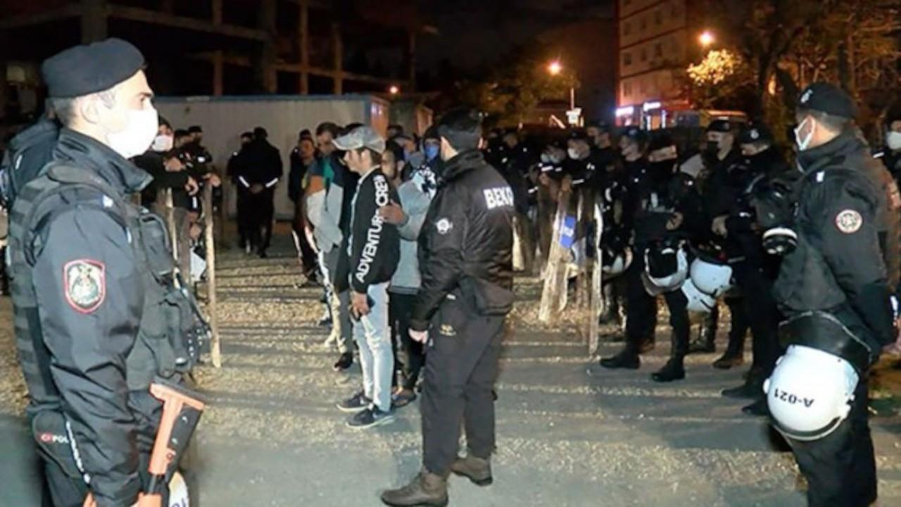 Kağıt toplama depolarına gece baskını: 200'e yakın gözaltı