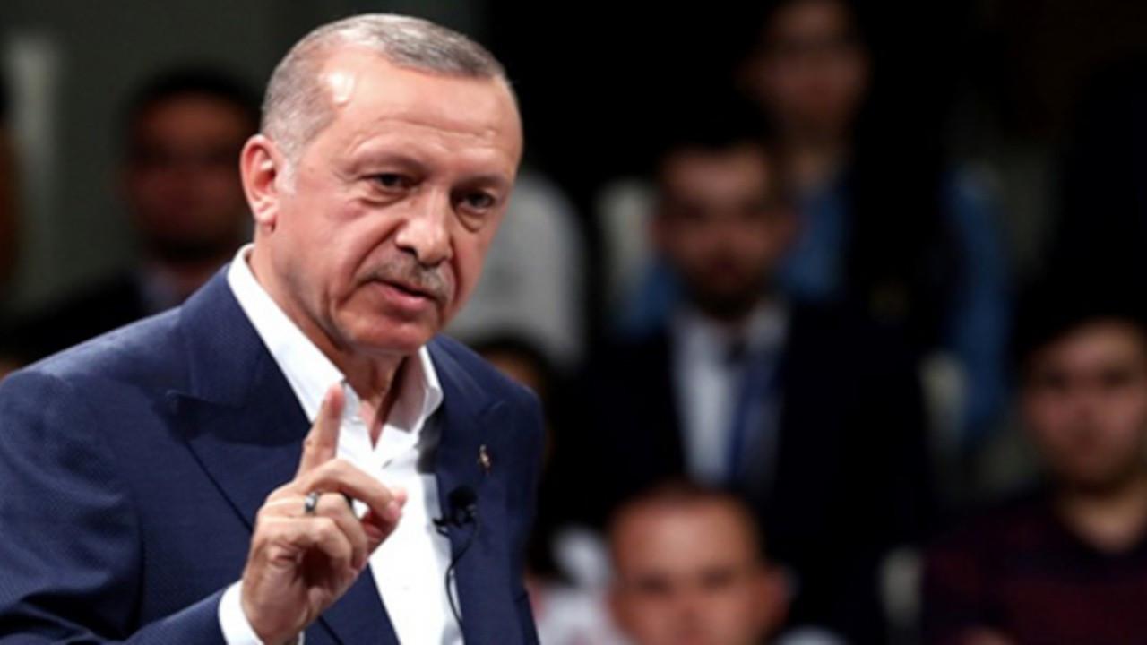 Erdoğan'dan rektörlere 'asayiş' yetkisi talimatı