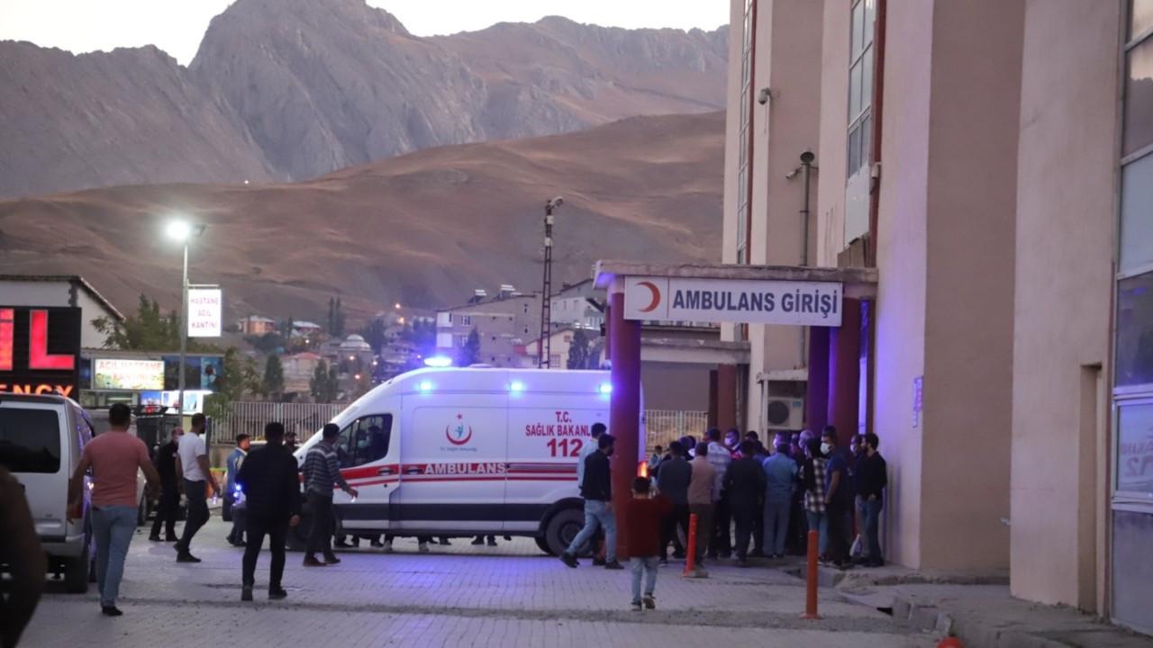 Hakkari'de maden ocağında göçük: 2 işçi öldü