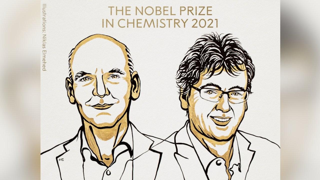 2021 Nobel Kimya Ödülü'nü List ve MacMillan kazandı