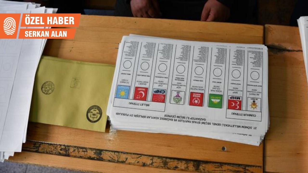 AK Parti'nin üye sayısı arttı, MHP'nin azaldı