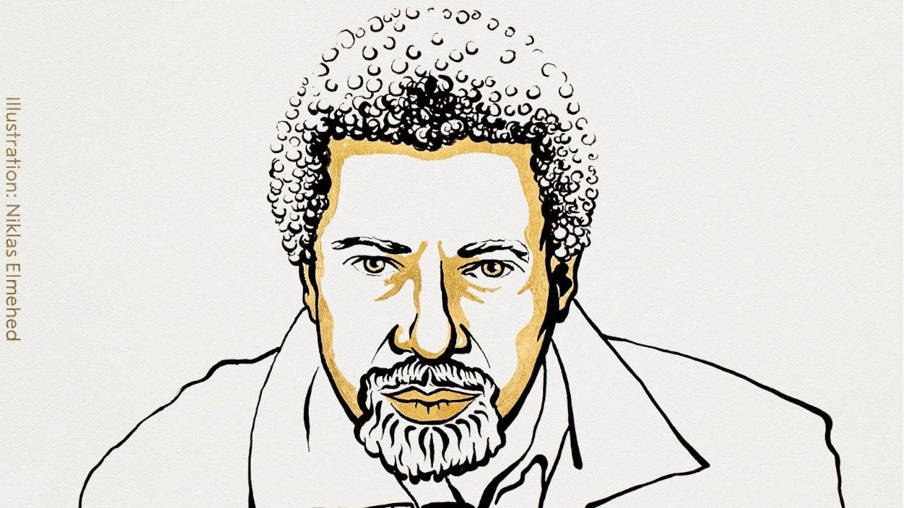 2021 Nobel Edebiyat Ödülü Abdulrazak Gurnah'ın