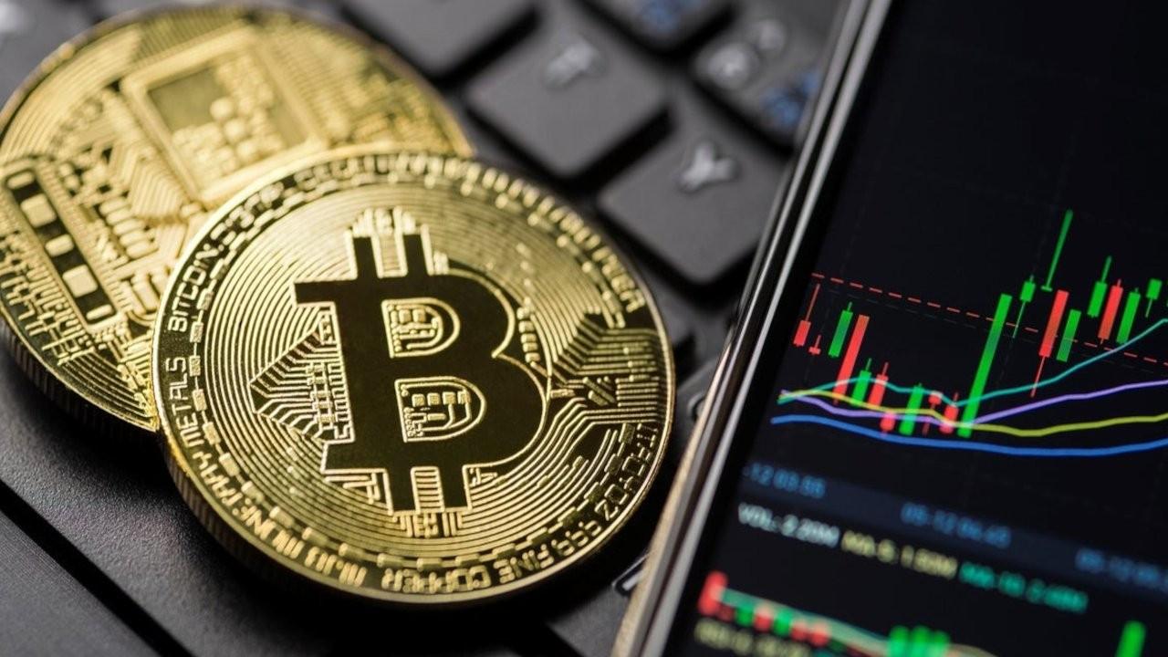 Bitcoin'den sert yükseliş