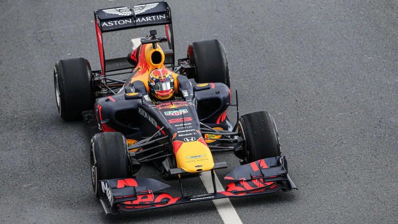 Formula 1 İstanbul Grand Prix'i Tivibu'da