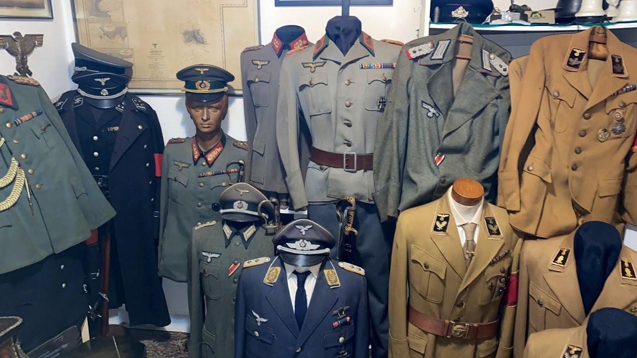 Brezilya'da Nazi döneminden kalma 3 milyon dolarlık eşya bulundu