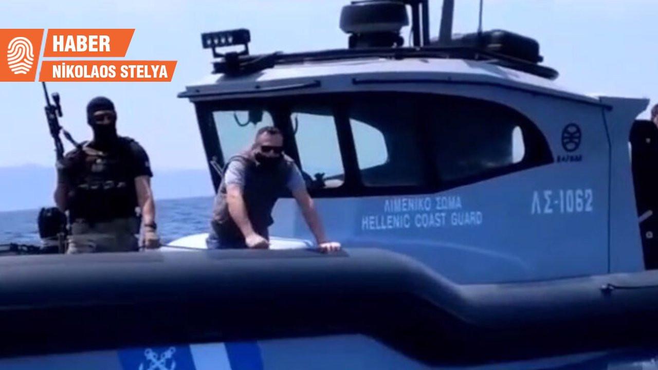 Yunanistan Özel Kuvvetleri'nden Ege'de mültecilere yasa dışı operasyon: Tanınmamak için maske taktılar
