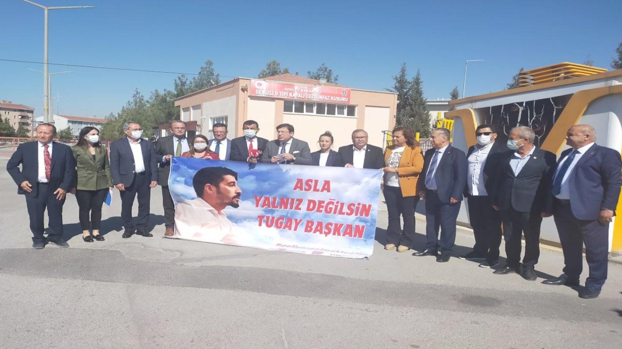 Cumhurbaşkanına hakaretten tutuklanan Odabaşıoğlu'na ziyaret