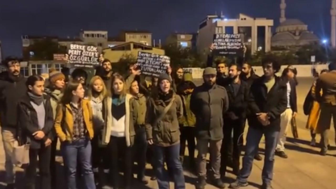 Boğaziçi eylemlerinde gözaltına alınan 14 öğrenci serbest bırakıldı