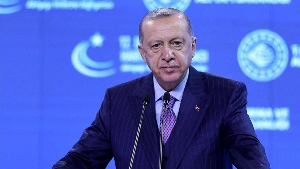 Erdoğan: Kanal İstanbul uygulama aşamasına geldi