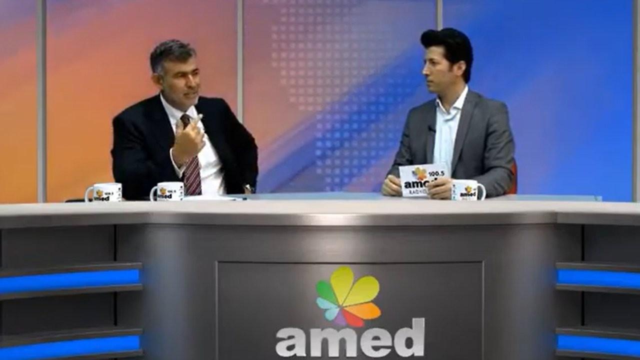 'Çok dilliliği doğru bulmuyorum' diyen Metin Feyzioğlu protesto edildi