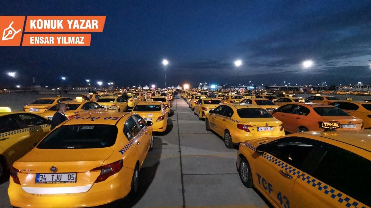 Taksiciliğin ekonomi politiği