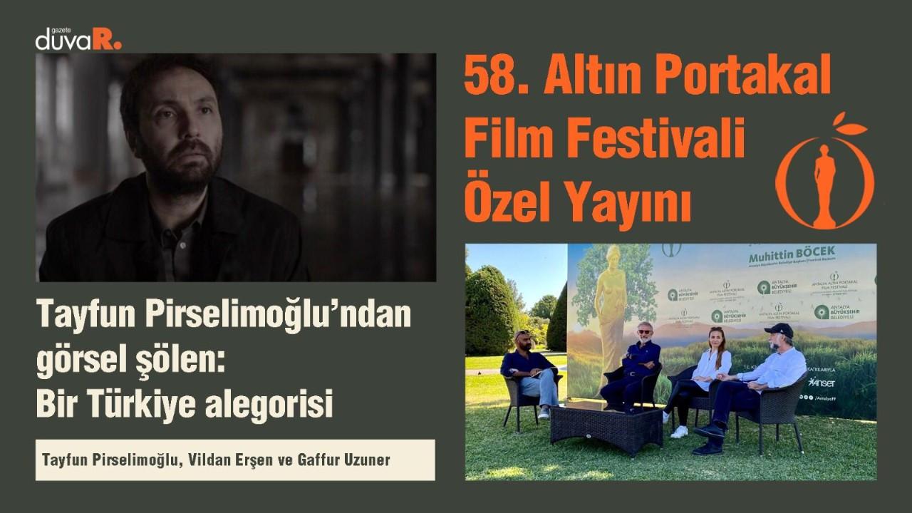 Tayfun Pirselimoğlu'ndan görsel şölen: Bir Türkiye alegorisi