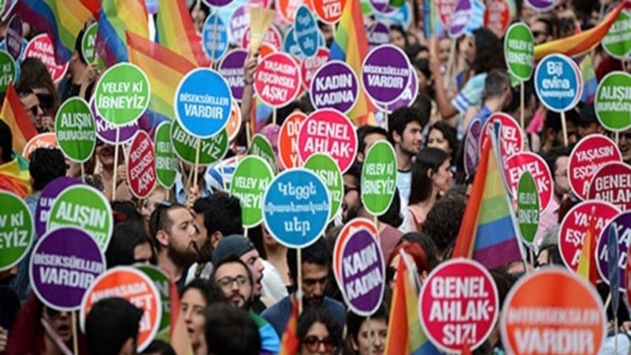 ILGA-Avrupa: Mahkeme Onur Yürüyüşü'nün suç olmadığını teyit etti