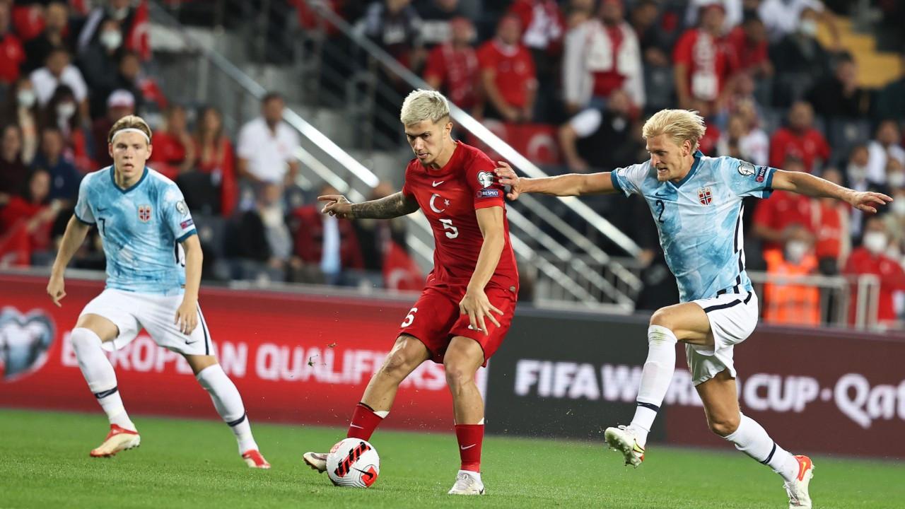 A Milli Takım Stefan Kuntz yönetimindeki ilk maçında Norveç'le berabere kaldı