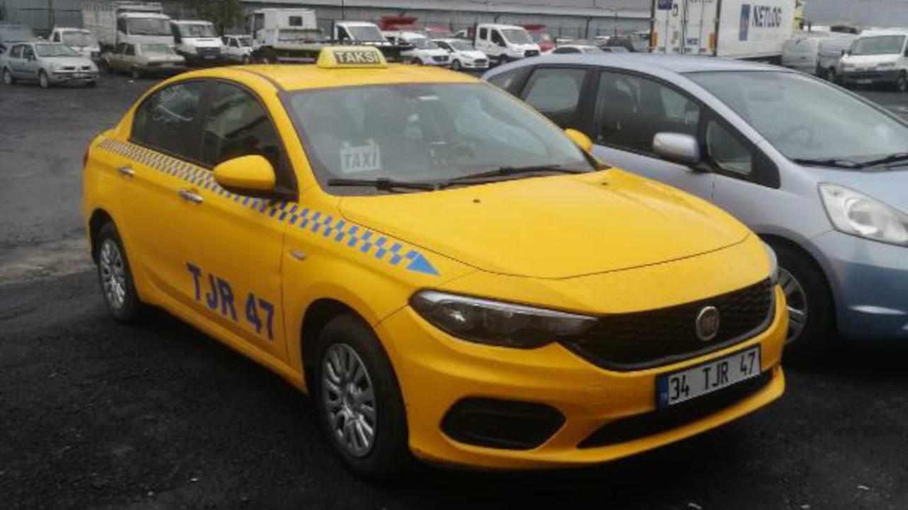 'Karşının taksisiyim' diyen sürücüye çifte ceza