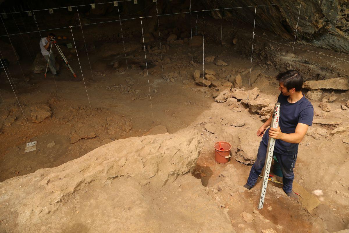 Direkli Mağarası'nda 14 bin 500 yıllık tarım aletleri bulundu - Sayfa 3