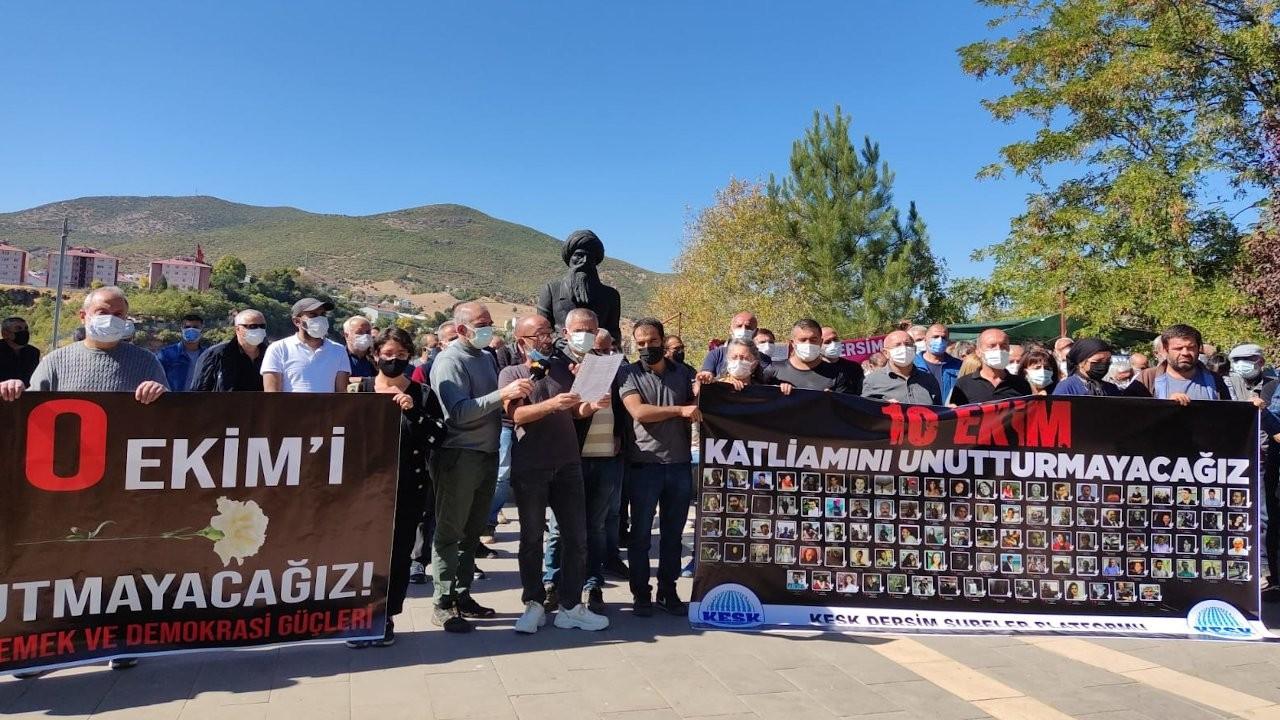 'Diyarbakır ve Suruç aydınlatılsaydı 10 Ekim yaşanmazdı'