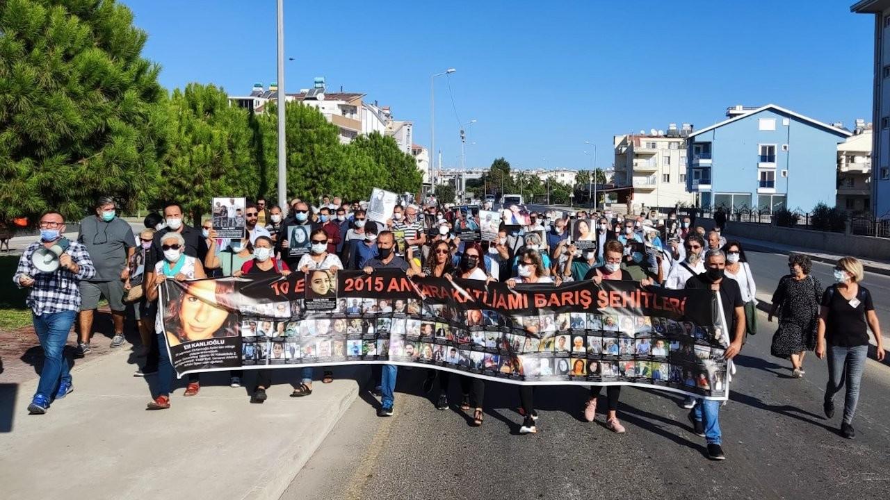 '10 Ekim katliamı siyasi cinayettir'