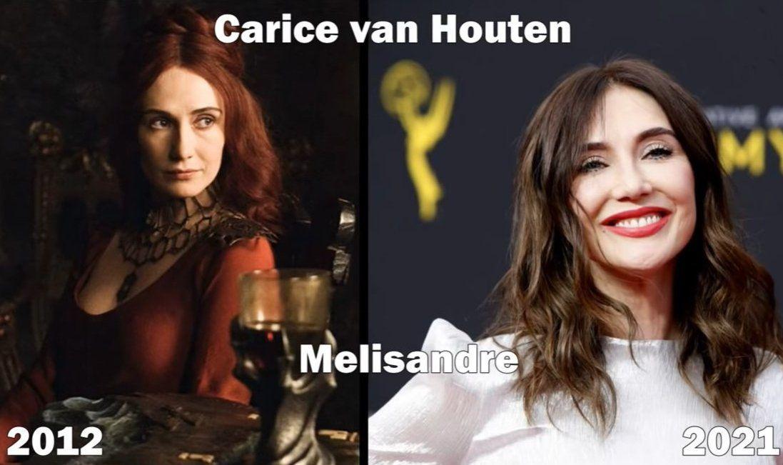 Game of Thrones oyuncularının 10 yıl önceki ve 10 yıl sonraki halleri - Sayfa 2