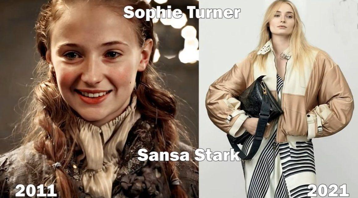 Game of Thrones oyuncularının 10 yıl önceki ve 10 yıl sonraki halleri - Sayfa 1