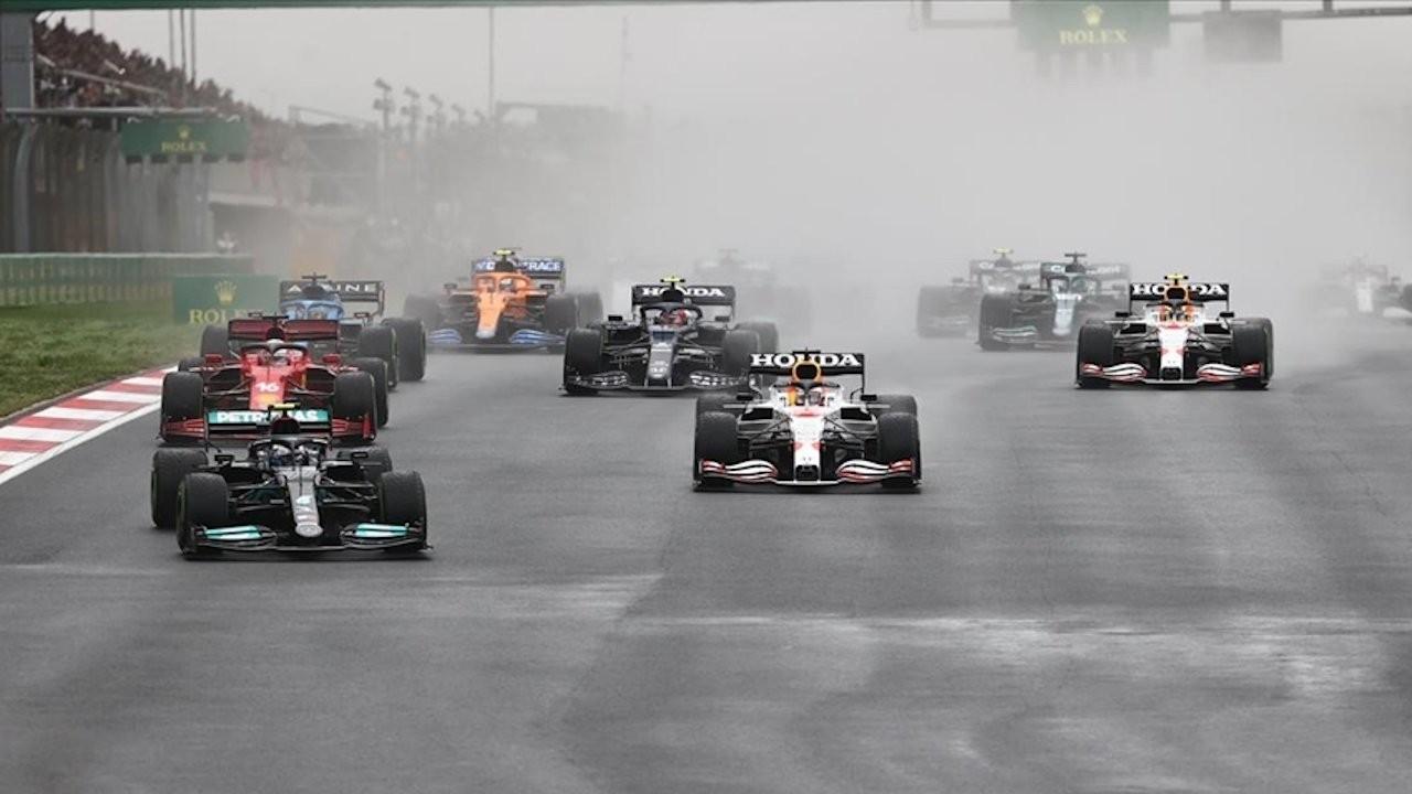 Formula 1 Türkiye GP'sini Bottas kazandı