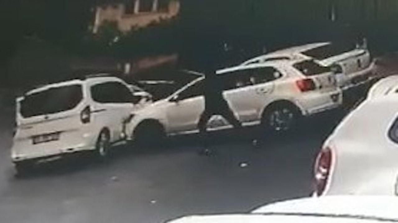 Şişli'de yol kesip kurşun yağdırdı