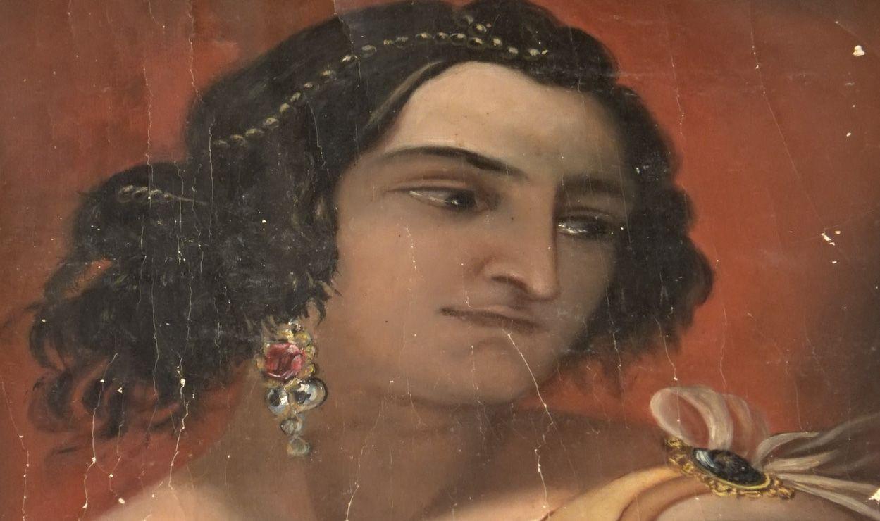 140 yıllık Yahya Peygamber tablosu orijinal çıktı - Sayfa 4