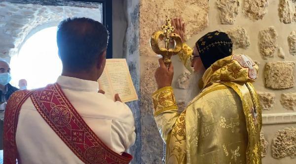 Mardin'de 1700 yıllık kilise zılgıtlarla ibadete açıldı - Sayfa 4