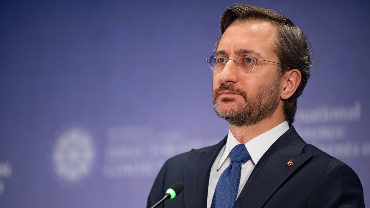 Fahrettin Altun: 'Siyasi cinayet' iddialarını gündeme getirenler ellerindeki bilgileri savcılarımızla paylaşsın