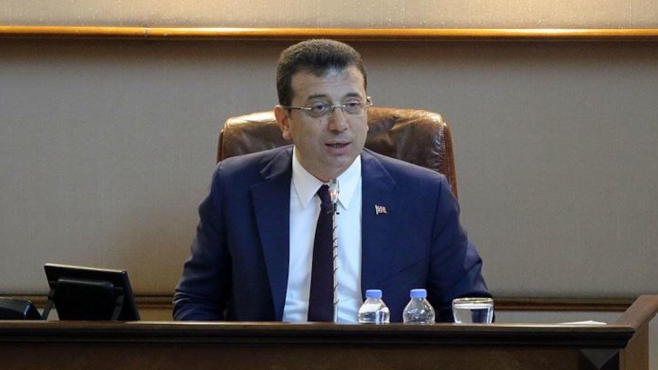 İmamoğlu, İBB Meclisi'nde AK Parti-MHP oylarıyla geçen 4 kararı veto etti
