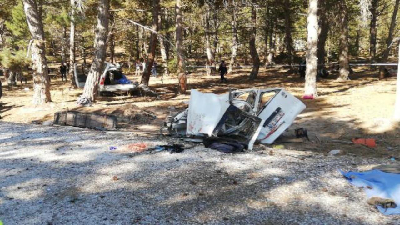 Servis aracı devrildi: 5 öğrenci vefat etti