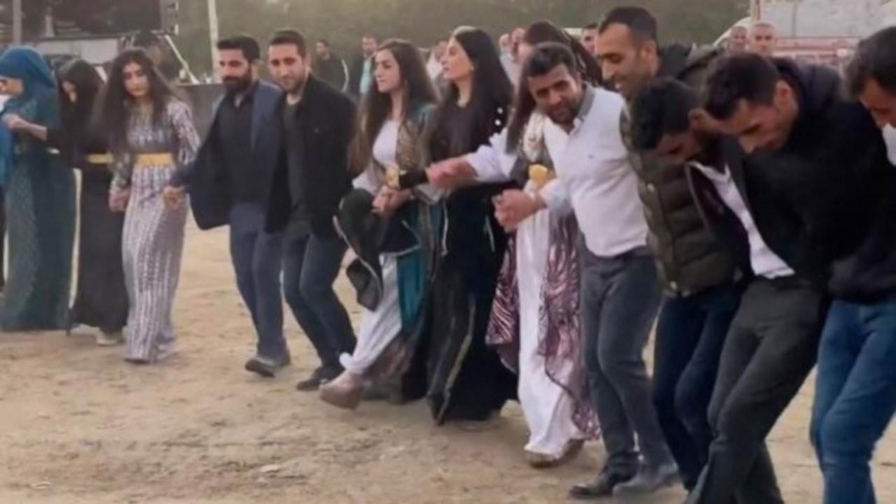 Mamak'ta Kürt düğününe terör polisi geldi