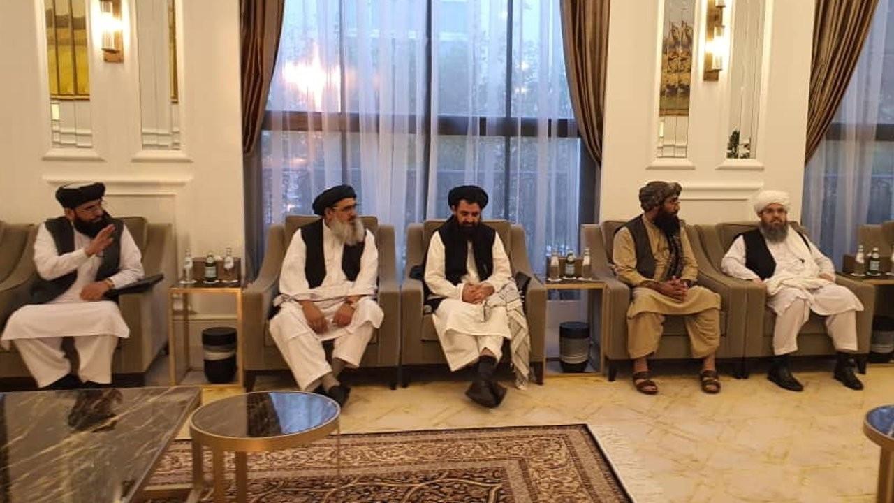 ABD: Taliban'la görüşme samimi ve profesyonelce geçti